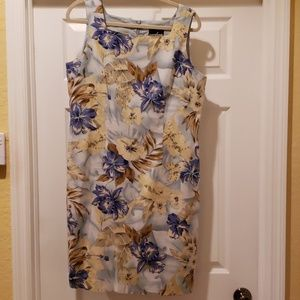 Sheath Dress. SIZE 14